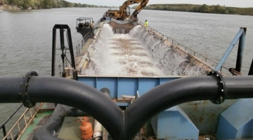 Equipment - Dredging Work - Let's dig together